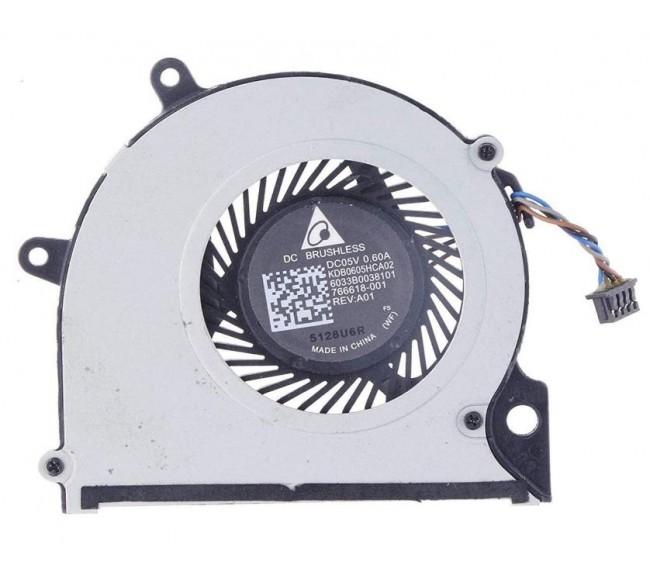 Fan For HP Pro X2-612-G1, 766618-001, KDB0605HCA02, 6033B0038101