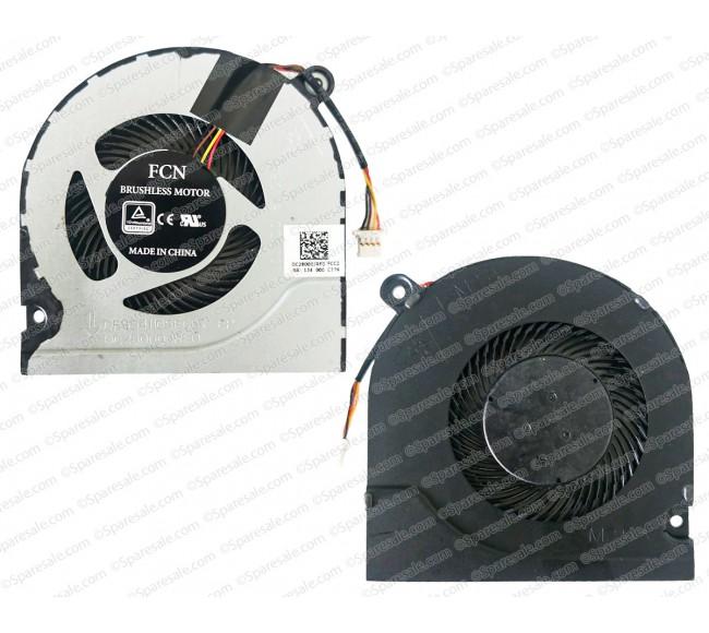 Fan For Acer Nitro 5 AN515-41, AN515-51, AN515-52, AN515-53-52FA, DC28000JRF0