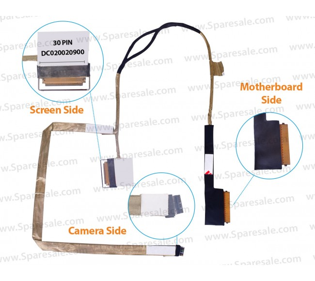 Display Cable For HP ProBook 440 G2 ZPL40 EDP Series DC020020900