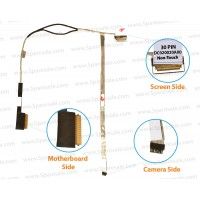 Display Cable for HP Probook 450 G2 ZPL50 DC020020A00 30pin Non-Touch Screen