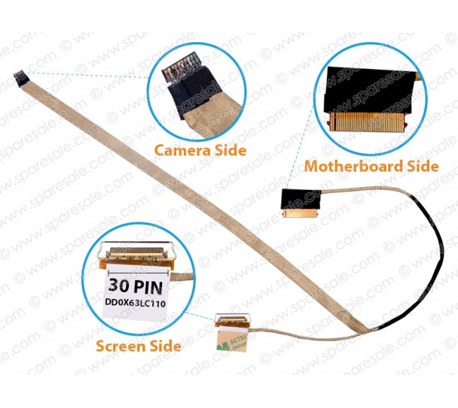 Display Cable for HP Probook 450-G3, 455-G3