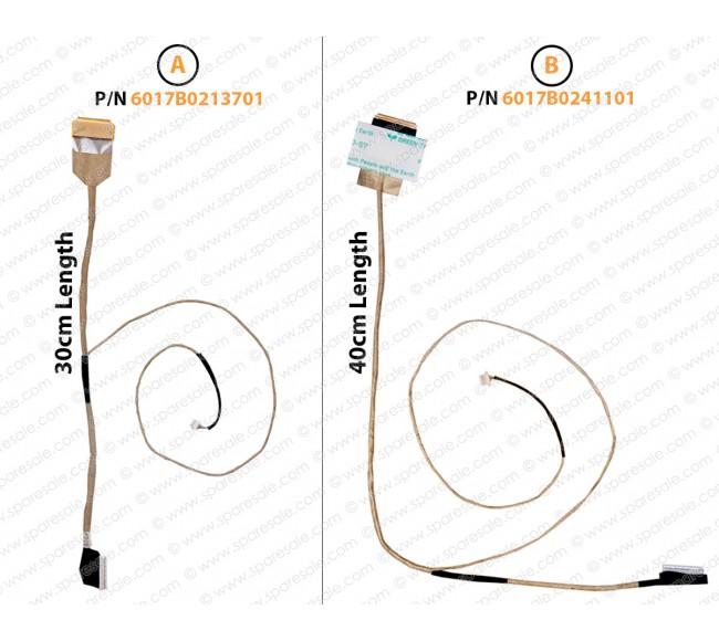 Display Cable For HP ProBook 4410S, 4411S, 4416S, 4510S,  4410T, 4415S, 4425S , 4426S, 4515S LCD LED LVDS Flex Video Screen Cable