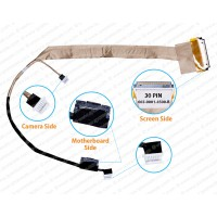 Display Cable For SONY VGN-NW200, VGN-NW26, VGN-M850, VGN-NW11Z, VGN-NW15G, VGN-NW12, VGN-NW320F, 603-0001-4500-B