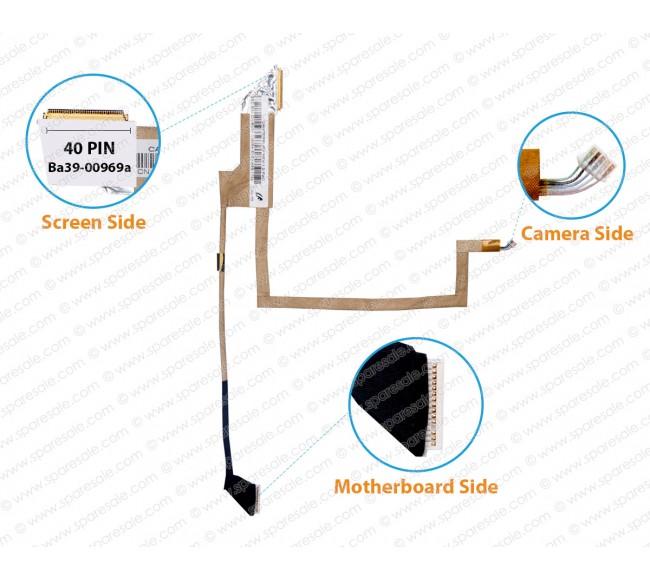 Display Cable For Samsung N148, N150, N151, N141, N143, N145, N210, N220