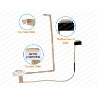 Display Cable for Samsung NP350E5C NP365E5C dc02001k800