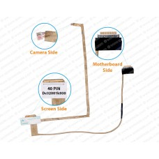 Display Cable for Samsung NP350E5C NP365E5C dc02001k800