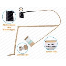 Display Cable For ASUS K43 X43 A43 P43 X44H K84L x84 a83 a84 dc02001au20 14005-00040100
