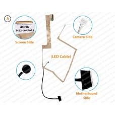 Display Cable For Asus K52 K52F K52JR K52JE K52n A52 A52F A52JB X52 A52j 1422-00NP0AS 1422-00RL000