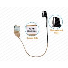 Display Cable For HP COMPAQ CQ42, G42, G56, CQ56, DD0AX1LC000, DD0AX1LC001, DD0AX1LC002, 592151-001