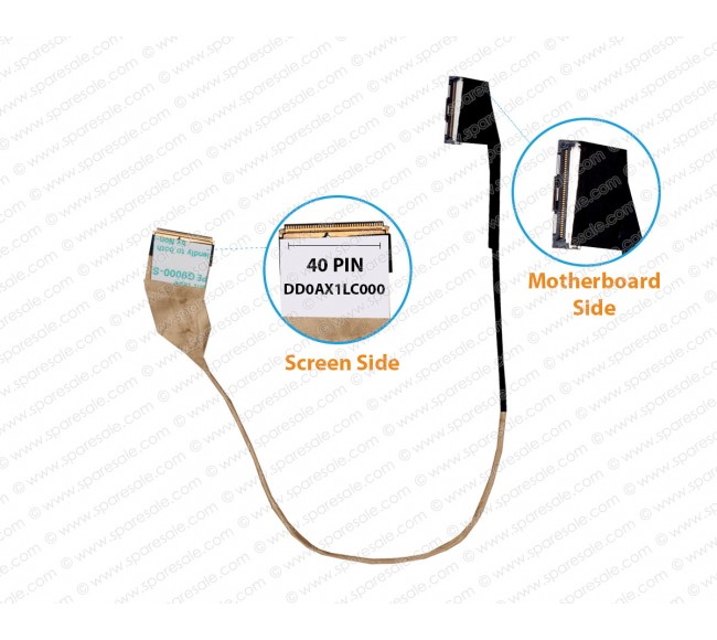 Display Cable For HP COMPAQ CQ42, G42, G56, CQ56