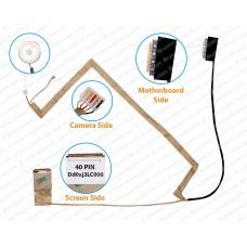 Display Cable For ASUS K55, K55A, K55V, K55VM, X55U, X55A, X55C, X55VD, A55, R500V ( Screen Side 40 Pin )