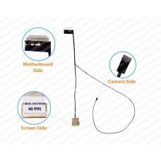 Display Cable For Asus P500, P500C, P500CA, PU500C, 14005-00870000 ( Non-Touch Screen Cable )