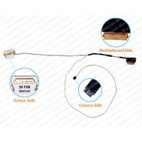 Display Cable For DELL Vostro 5370, 13-V5370, 13-5000, 13-5370, CN-0D974D