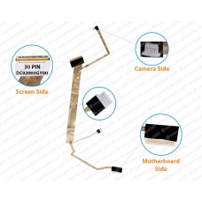 Display Cable For HP Compaq presario C700, G7000, DC02000GY00, IBL80