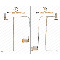 Display Cable For Asus X550JD-1A, FX50, FX50JK, FX50JX, FX50J, FX50JD, X550JD