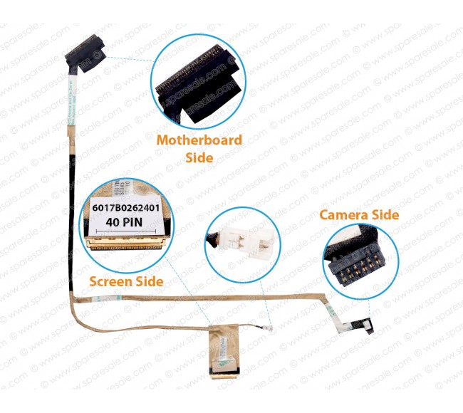 Display Cable For HP Pavilion DV5-2000, DV5-2045DX, DV5T-2000
