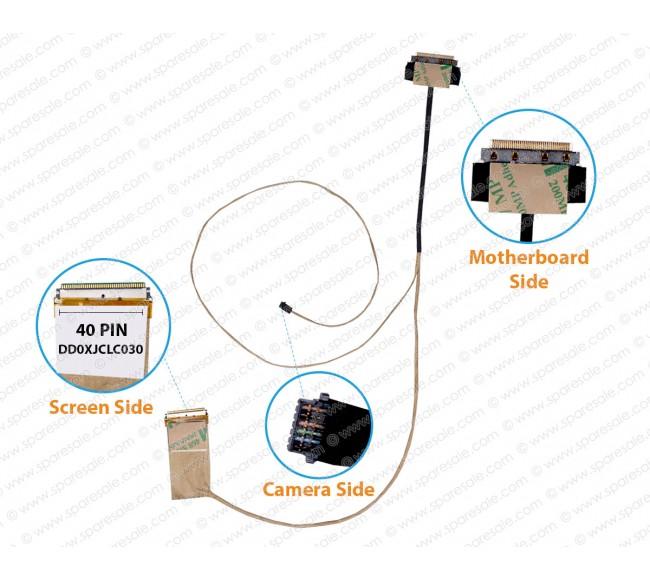 Display Cable For ASUS X551, X551A, X551CA, X551M, D550M, R512M, F551MA
