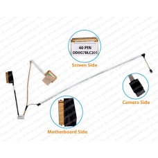Display Cable For HP 15-CS, 15-CS0051WM DD0G7BLC201 ( 40 Pin Touch )