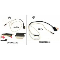Display Cable For HP 15-AC 15-AY 250-g4 255-g4 250-G5 DC020027J00 DC020026M00