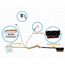 DISPLAY CABLE FOR DELL Inspiron 14-7000, 14-7460, 14-7472, DC02002I500