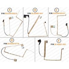 Display Cable For LENOVO G480, G485, G580, G585, G580A