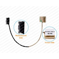 Display Cable For SONY VPC-EA VPCEA VPCEA16EC laptop 015-0001-1592-A LA LCD cable M961 LVDS cable