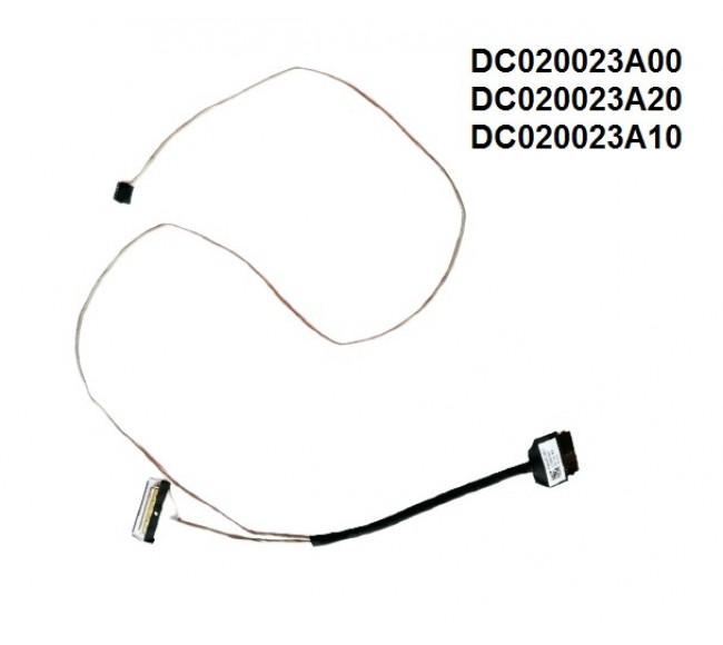 Display Cable For Lenovo Ideapad S145-15IWL, S145-15, 340C-15, FS540, 81MV