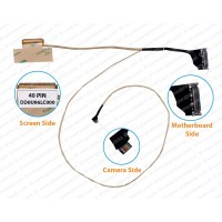 Display Cable For HP Pavilion 15-N, 15N, 15-F, 15F, DD0U86LC000