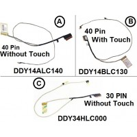Display Cable For HP PAVILION 15-P ENVY 15-K 15-V