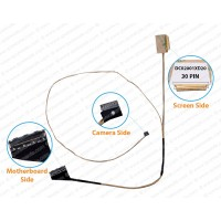 Display Cable For Lenovo Ideapad 300-14ISK, 300-14IBR, 300-15ISK, BMWQ1 DC02001XD20