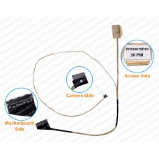 Display Cable For Lenovo Ideapad 300-14ISK, 300-14ibr bmwq1 DC02001XD20