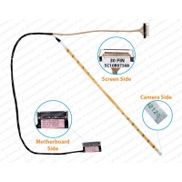 Display Cable For Lenovo IdeaPad 330S-15IKB 330S-15ISK 7000-15IKBR 15.6 5C10R07368 64411204500040