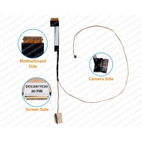 Display Cable For lenovo ideapad 320-14IAP, 320-14ISK, 5000-14, dg421 DC02001YC00