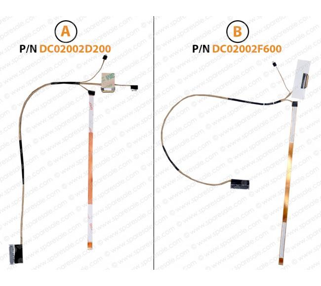 Display Cable For Lenovo Yoga 710-14IKB 710-14ISK