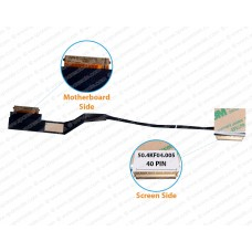 Display Cable For Lenovo ThinkPad T420S T430S T420SI T430SI 50.4KF04.005 04W1686