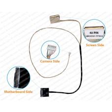Display Cable For Sony Vaio SVE1412 SVE14122CAW SVE141J11V V170 603-0101-7719-A