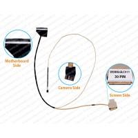 Display Cable For ASUS FX504, FX63, FX504G, FX504GM, FX504GD, FX504GE, FX80G, FX63V,  DDBKLGLC011 ( 30 Pin )