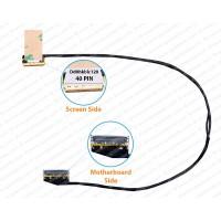 Display Cable For Sony Vaio SVF154 SVF15411CD SVF1542 dd0hkblc120