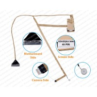 Display Cable For Acer E1-431 E1-471 E1-421 V3-471 V3-471G p234 gateway ne46r DD0ZQSLC000 40-Pin