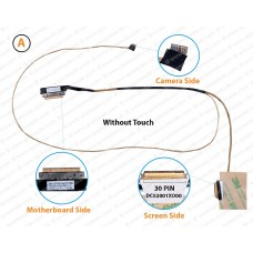 Display Cable for Lenovo B50-30 B50-45 B50-70 B50-75 B50-80 N50-70 DC02001XO00 DC02001XN00