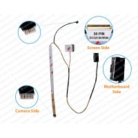DISPLAY CABLE FOR Dell Latitude E6440 VAL90 DC02C009R00 30PIN