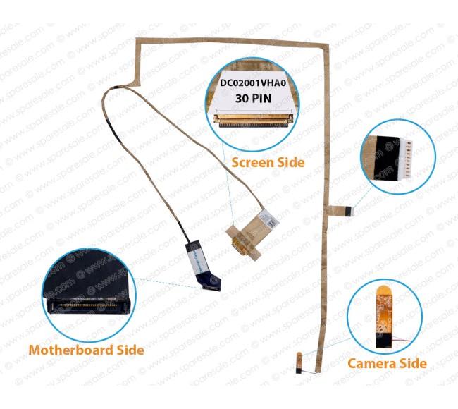 Display Cable For Lenovo Thinkpad E540 AILE2 04X4329 DC02001VHA0