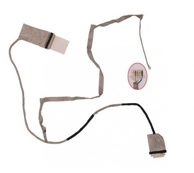 Display Cable For Lenovo G580 G585 DC02001ET10