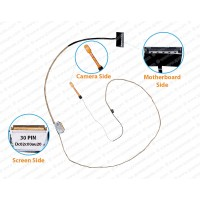 Display Cable For Lenovo ThinkPad L480 EL480 dc02c00au20 01LW323