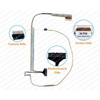 Display Cable For Dell Inspiron 13 7347 7348 450.01V04.1001 04HDVW