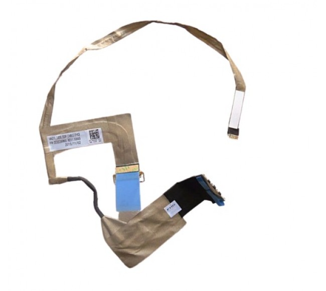 Display Cable For Dell M4800 VAQ10 DC02C009N00 0WJ640 30-Pin