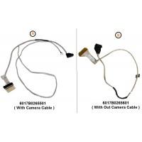 Display Cable For Toshiba Satellite C650, C650D, C655, C655D, 6017B0265501, 6017B0265601, V000210510, V000210490