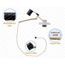 Display Cable For Lenovo IdeaPad Yoga Y40-70 Y40-80 ZIVY1 dc02001wa00