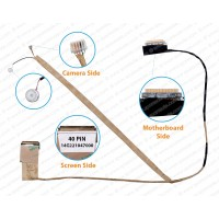 Display Cable For ASUS X54XI K54C K54L K54D K54SL 1422-018B00 14G221047000