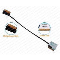 Display Cable Lenovo Thinkpad T570 P51S T580 P52S  01ER030 40 Pin